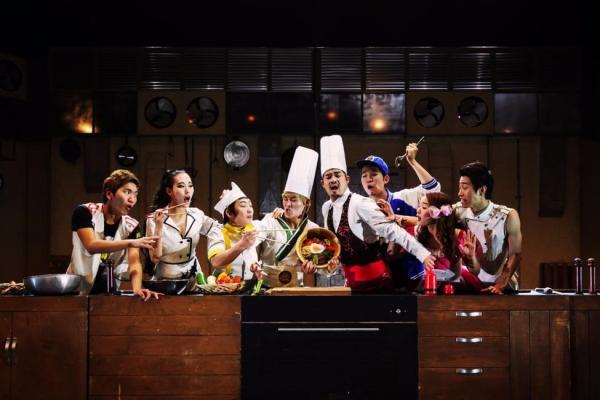 【【美味演出】CHEF:首爾拌飯秀門票(BIBAP SHOW)
