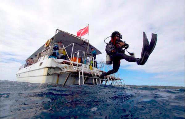 【【墾丁必玩船潛】墾丁後壁湖乘船潛水體驗