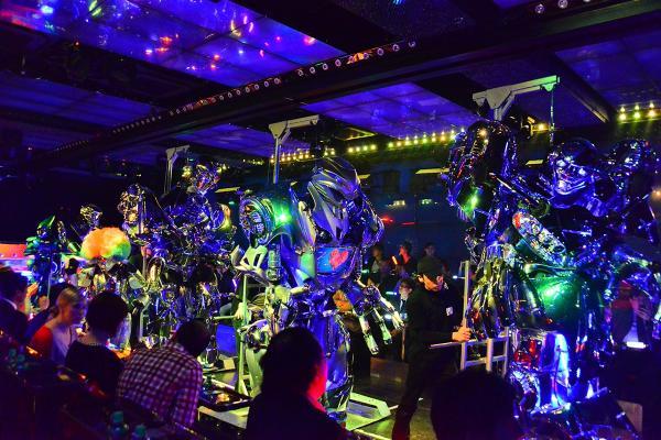 【【東京必看歌舞表演】新宿機器人餐廳入場券