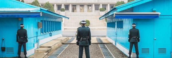 【【一窺北韓神秘】前進板門店 DMZ 38 度線