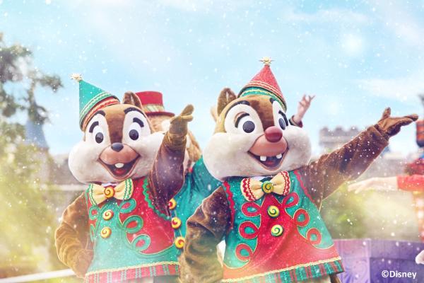 【【優惠門票】香港迪士尼樂園門票(1 日 \/ 2 日)