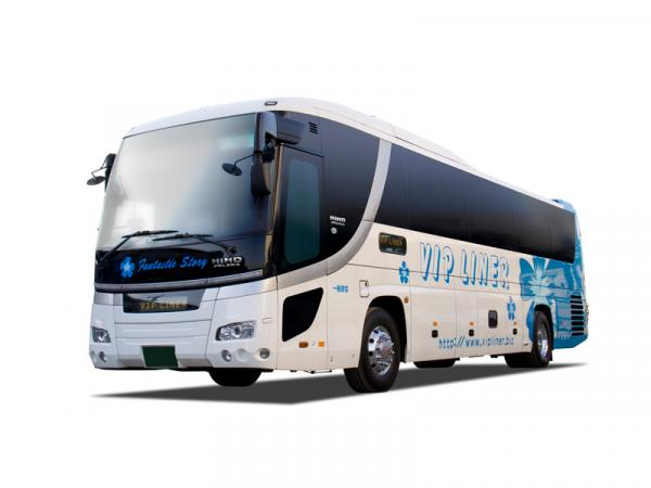 【【Aqua Star夜行巴士】東京-大阪・高速夜行巴士單程票
