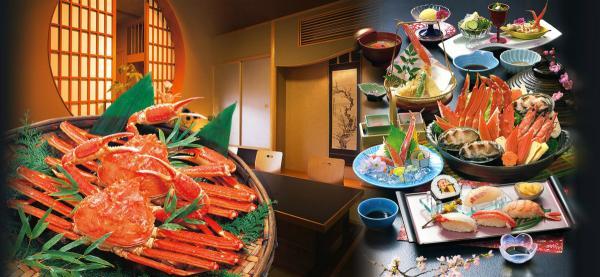 【【官方授權預約】北海道人氣海鮮料理——螃蟹家