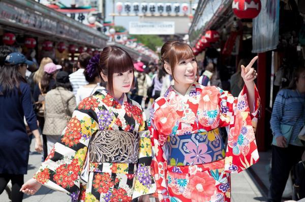【【日本 VASARA 和服租借】東京、鎌倉、京都、倉敷、伊勢神宮多點服務