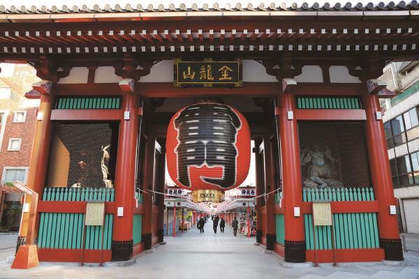 【【東京精華一日遊】東京鐵塔、淺草寺、台場