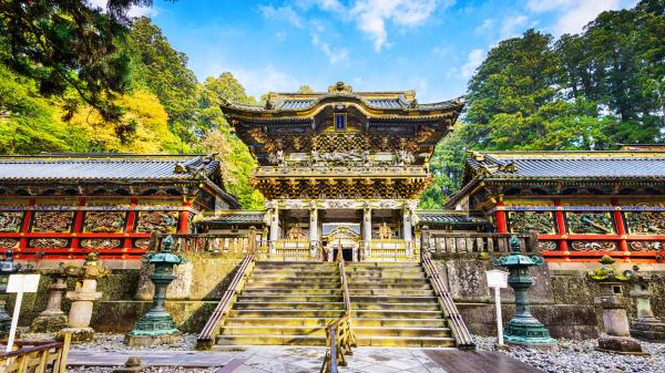 【【東京日光一日遊】東照宮、江戶村主題樂園(保證有位)