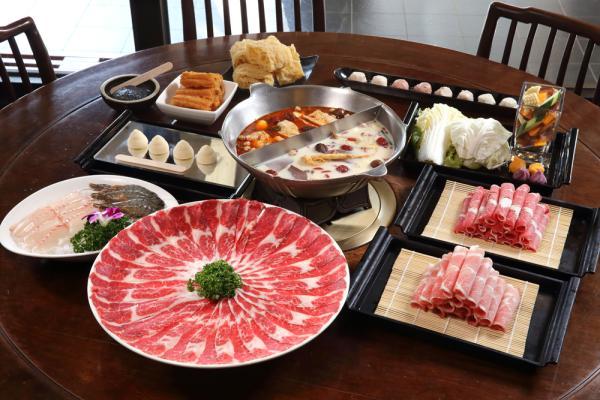 【【台灣特色鍋物】無老鍋雙人 \/ 四人 \/ 六人套餐