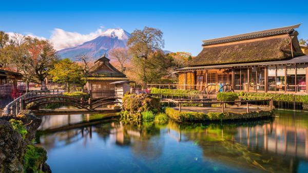 【【富士山一日遊】富士山五合目、忍野八海、河口湖(東京出發)