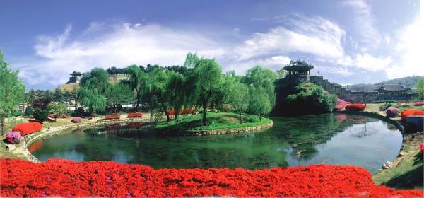 【【EG京畿道循環巴士】水原華城、水原傳統市場、韓國民俗村