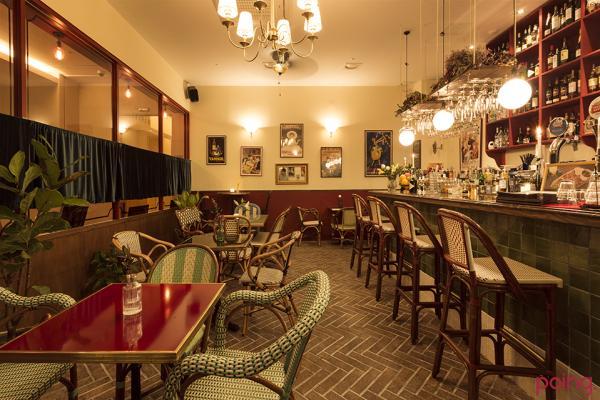 【【首爾不夜城】汝矣島 Marcel cafe & bar