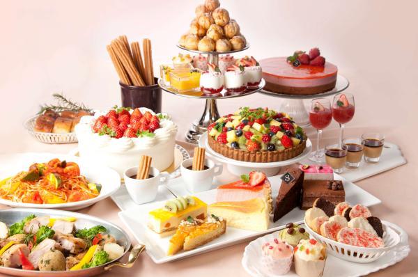 【【甜點無限吃到飽】Salon de Sweet甜點沙龍・東京晴空塔店