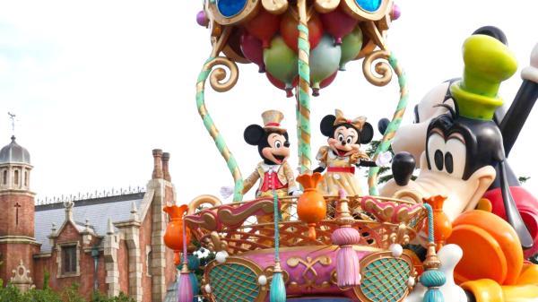 【【官方授權】東京迪士尼樂園 \/ 迪士尼海洋門票 + 交通接駁(東京出發)
