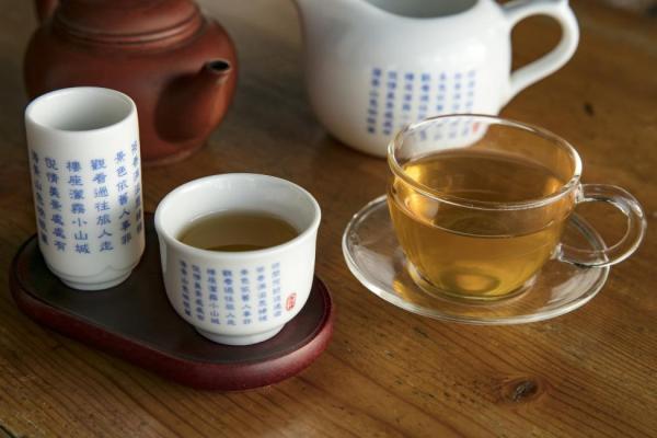 【【九份茶旅】九份山海最佳視角—海悅樓景觀茶坊:東方美人茶 招牌茶點套餐