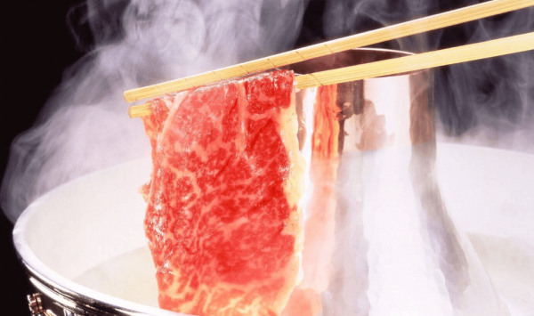 【【年度日本網絡話題餐廳】2018東京最夯的羊肉 牛舌涮鍋專門店・めり乃・涮肉界的LV