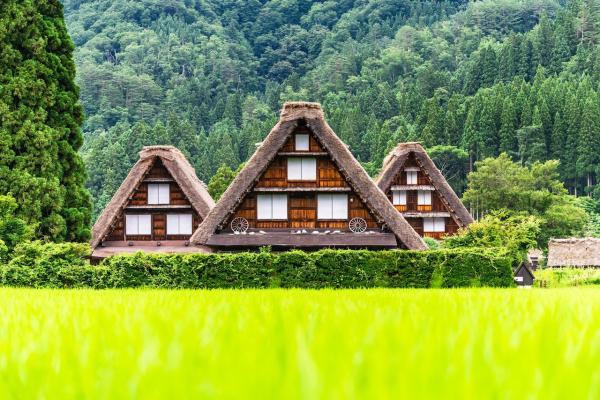 【【名古屋巴士一日遊】白川鄉、飛驒高山(含飛驒牛肉午餐)