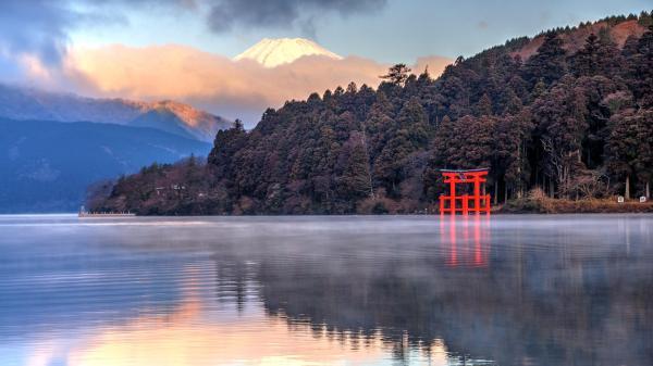 【【東京巴士一日遊】蘆之湖海盜船、箱根纜車、大涌谷、溫泉體驗