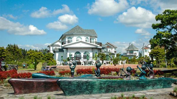 【【濟州島人氣景點】韓國濟州香草花園門票、足浴體驗