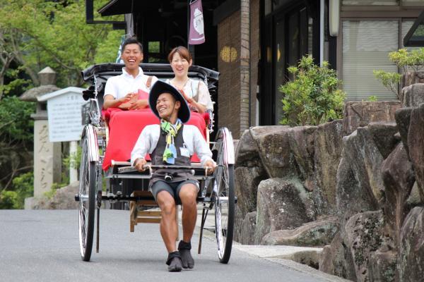 【【人力車體驗】輕鬆玩京都・清水寺經典路線