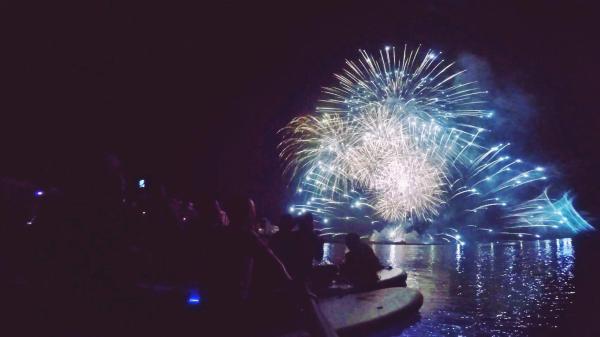 【【澎湖花火節期間限定】夜划SUP觀賞花火體驗