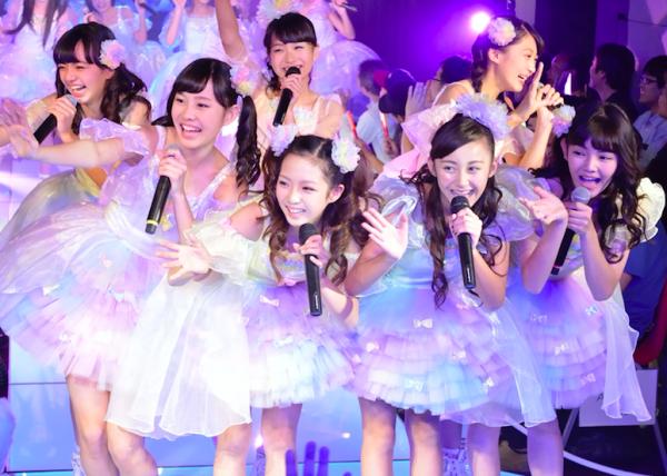 【【東京獨家門票】原宿站前女子偶像演唱會