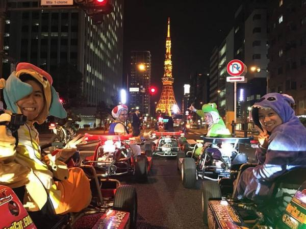 【【東京特色體驗】MariCar東京街頭真人版卡丁車體驗