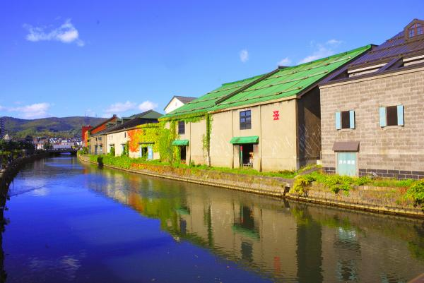 【【人力車體驗】小樽復古之美・遊小樽運河、北方的華爾街