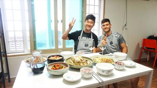 【【韓國料理教室】釜山Junotrip初級韓式料理