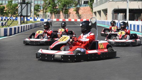 【【日本唯一海外授權】孩子們的駕駛天堂高雄鈴鹿賽道樂園門票