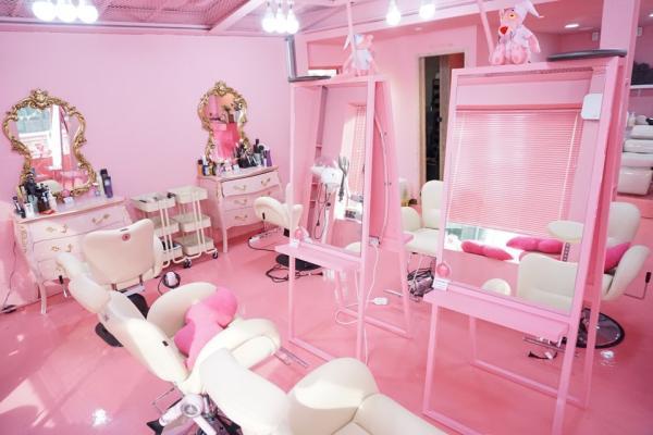 【【韓國特色體驗】弘大Hair by pink bomb一日美髮教室