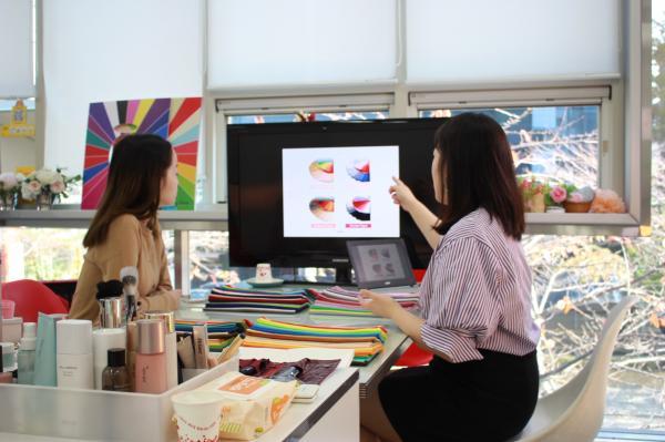 【【專屬我的韓系 STYLE】韓國首爾 K Beauty 個人色調診斷與彩妝體驗