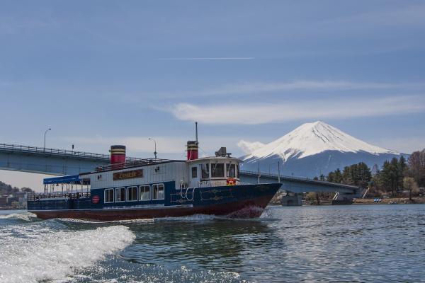 【【富士山交通周遊券】富士山FREE PASS