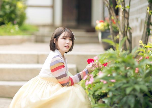 【【首爾韓服體驗】HANBOKDAN 韓服室外寫真服務