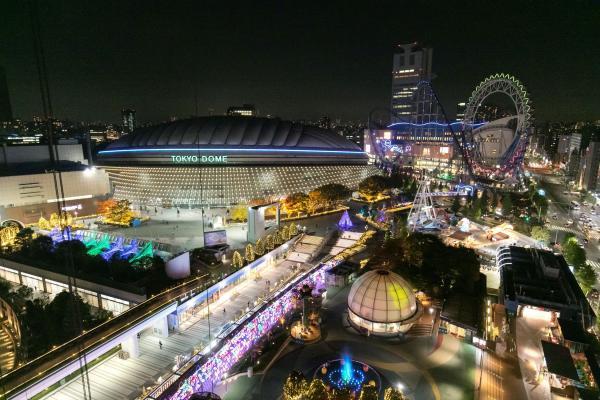 【【東京超值套票】巨蛋DOME遊樂園、宇宙博物館套票 (4項遊樂設施 宇宙博物館入場券)