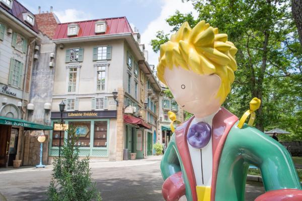 【【箱根夢幻博物館】世界唯一小王子博物館門票