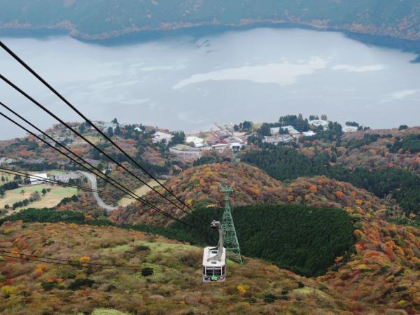 【【眺望箱根之美】駒之岳空中纜車乘車券