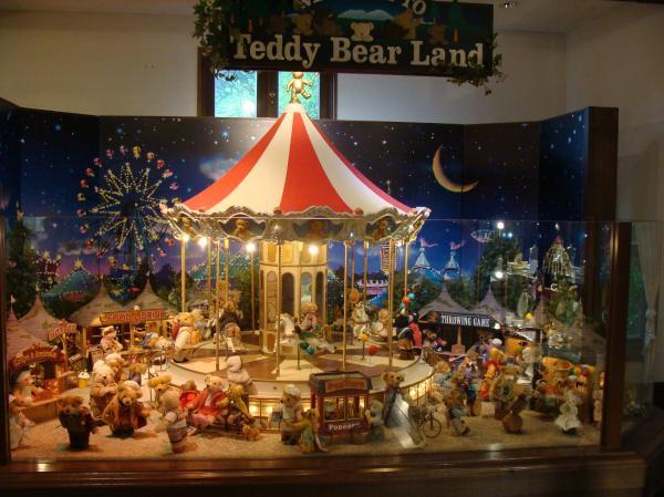【【伊豆人氣景點】泰迪熊博物館門票