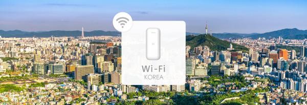 【【韓國 Wi-Fi 機租借】韓國 4G\/LTE 高速上網+無限流量吃到飽(韓國機場領取)