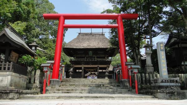 【【九州巴士一日遊】國寶青井阿蘇神社、人吉溫泉(熊本出發)
