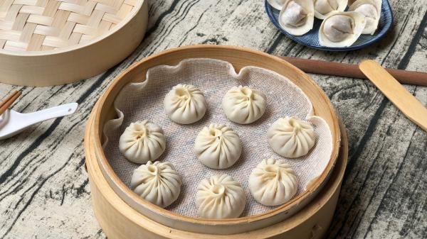 【【台灣料理手作體驗】牛肉麵、滷肉飯、小籠包、蛋餅、鮮肉包課程