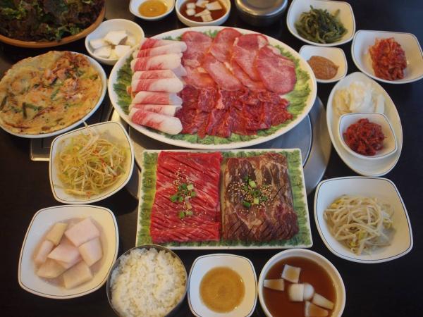 【【首爾明洞美食】燒肉專門店 明洞韓牛房(2號店)