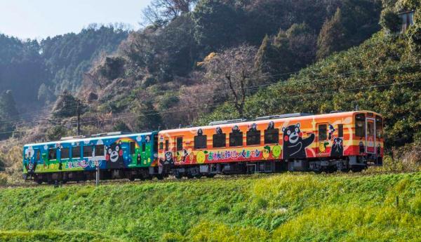 【【熊本特色列車】肥薩橘子鐵道列車乘車券