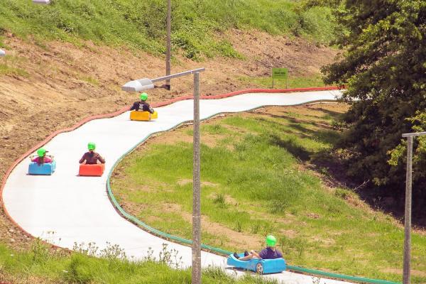【【釜山一日遊】伊甸園山谷渡假村斜坡滑車、梵魚寺、太宗台一日遊