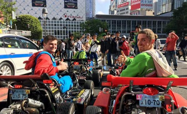 【【沖繩特色體驗】沖繩真人版卡丁車 Go Kart