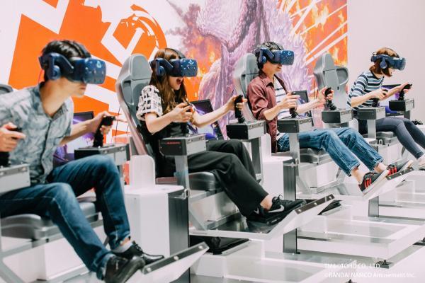 【【大阪 VR 體驗】VR ZONE OSAKA 虛擬實境樂園門票