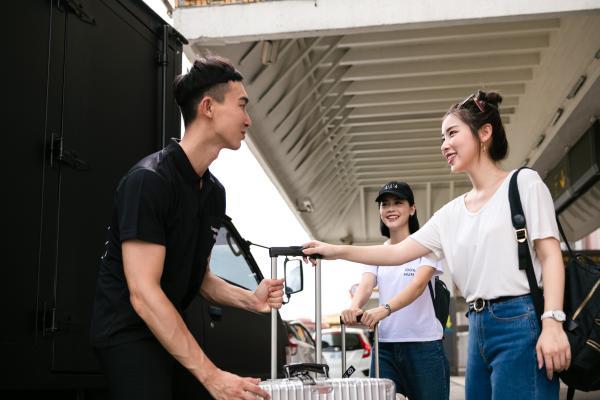 【【LuggAgent 行李特工】台灣桃園機場(TPE)-台北市區飯店 行李託運服務