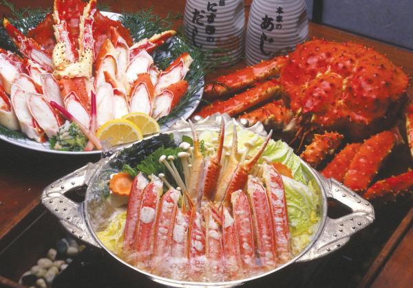 【【官方授權預約】螃蟹料理名店・蟹本家