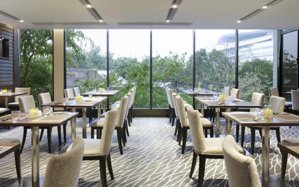 【【香港美食】灣景國際酒店・灣景廳自助午餐