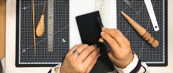 【【首爾特色體驗】Mano Lab 皮革工坊自製體驗