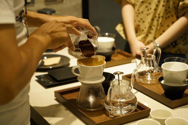 【【西門町咖啡體驗】手沖咖啡+享用手作甜點下午茶