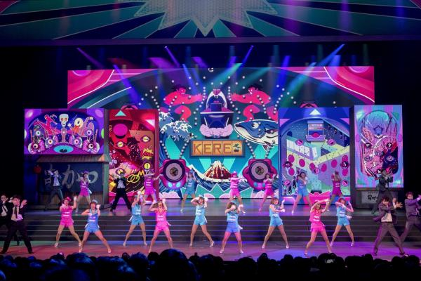 【【大阪期間限定】KEREN大型狂歡舞台劇(KKday限量優惠)